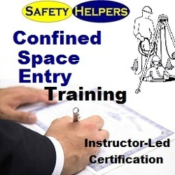 Confined Space Entry Training Chicago Area
