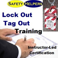Lock Out Tag Out Training Orlando