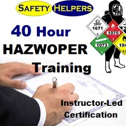 HAZWOPER 40 Hour Certification Las Vegas