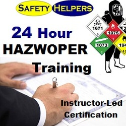 HAZWOPER 24 Hour Certification Las Vegas
