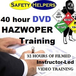 HAZWOPER DVD Training