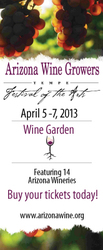 Tempe Festival of the Arts Wine Garden
