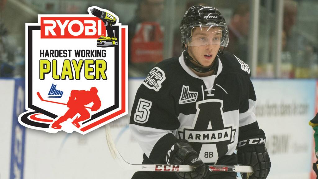 Ryobi and the Quebec Major Junior Hockey League congratulate