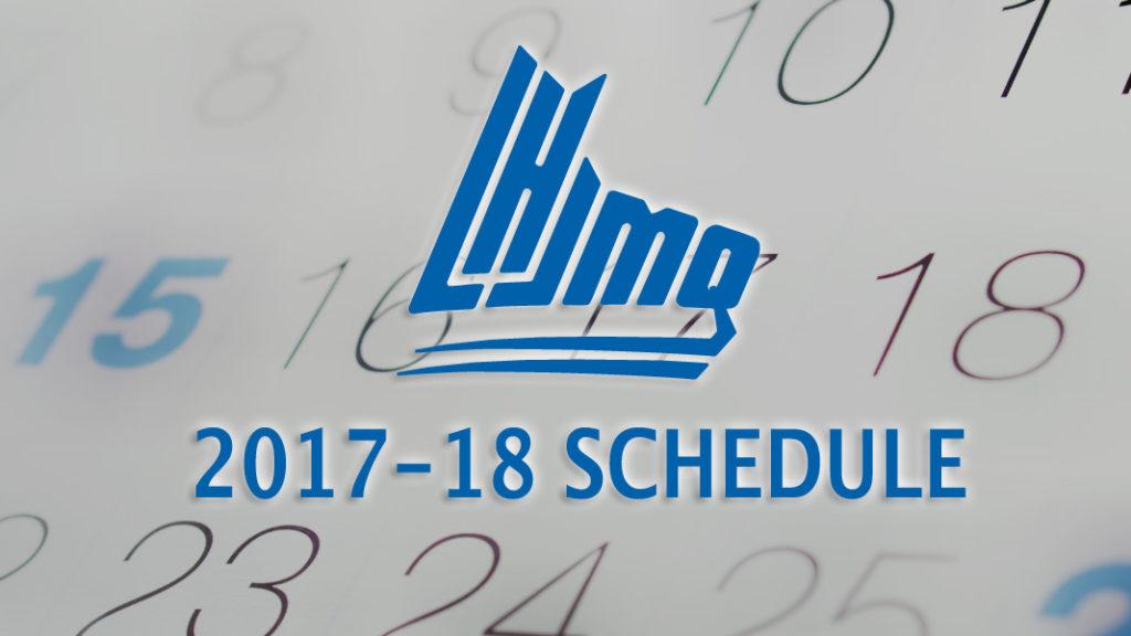 QMJHL launches 2017-18 regular season schedule – QMJHL