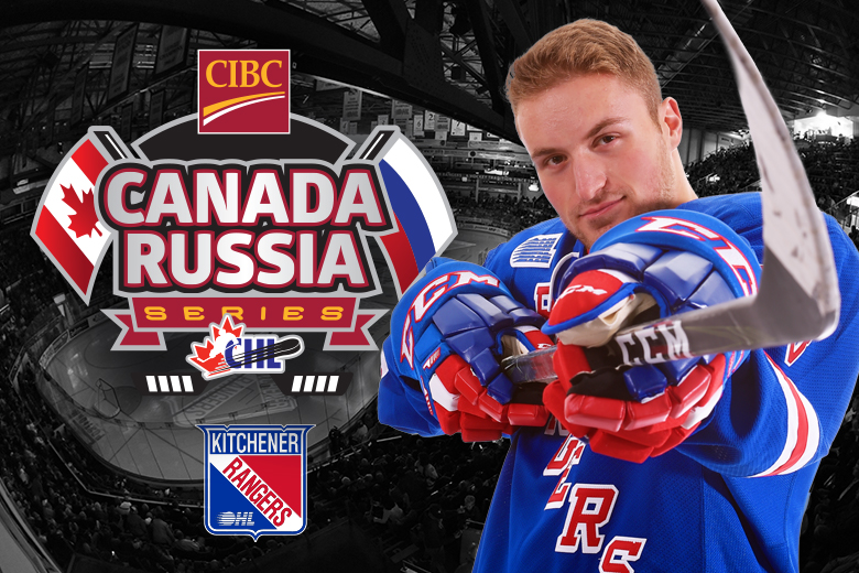 Mascherin, Team OHL drop Team Russia 5-2 in Game 4 of CIBC
