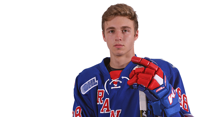 finest selection 6e0ca 66ec2 Rangers' players and prospects listed on 2017 Central ...