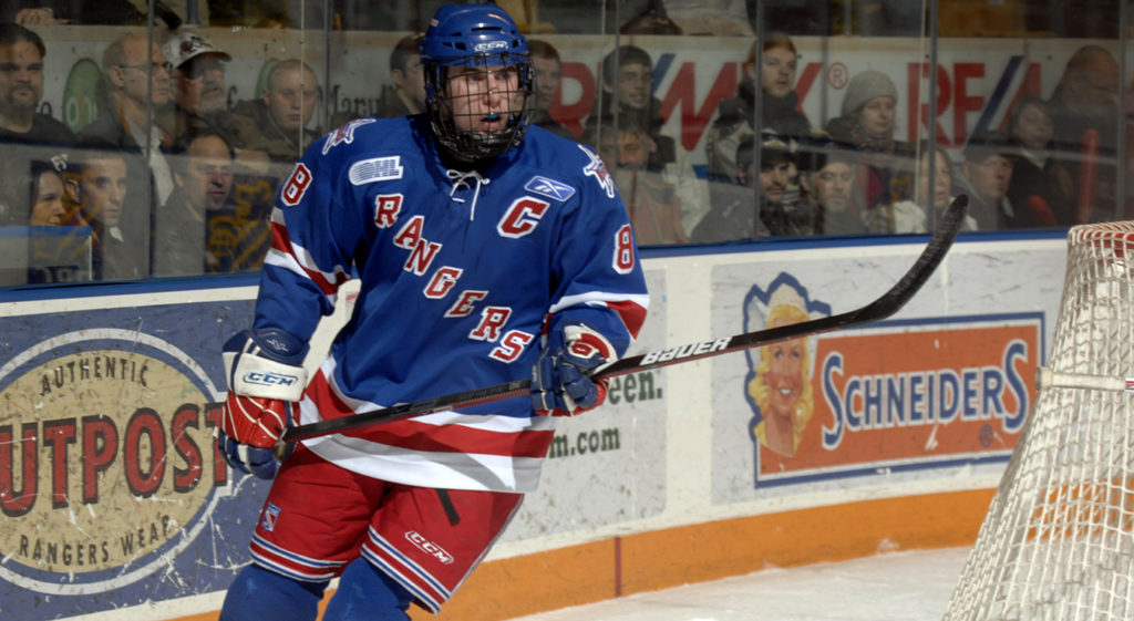 Five Kitchener Rangers Alumni Set For 2017 Calder Cup Playoffs