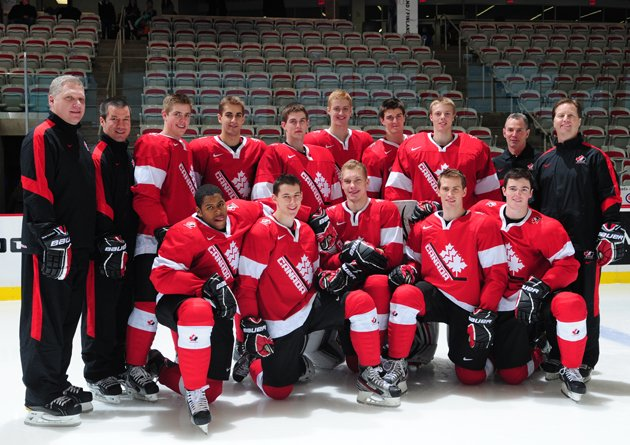 11 OHL Players Named to Canada's National Junior Team