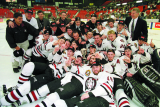 2001 Red Deer Rebels – Memorial Cup Champions