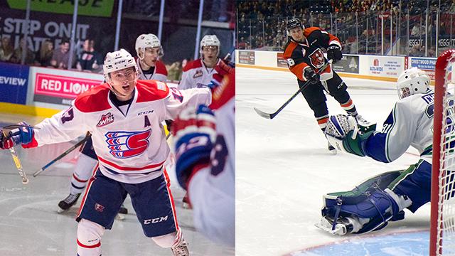 Three Whl Players Invited To Usa Hockey World Junior Summer Showcase