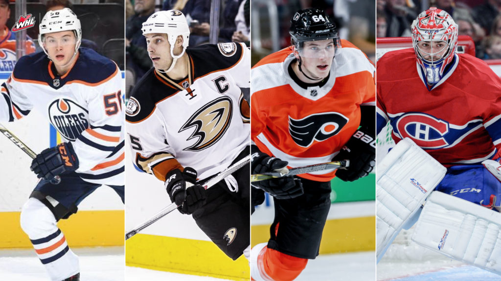 143 Whl Graduates Listed On Nhl Opening Day Rosters Whl Network