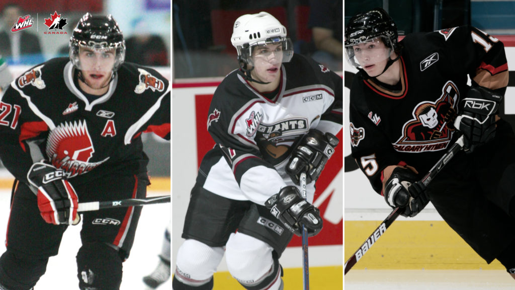 Hockey Canada Names Six Whl Alumni To Roster For 2018 Olympic Winter