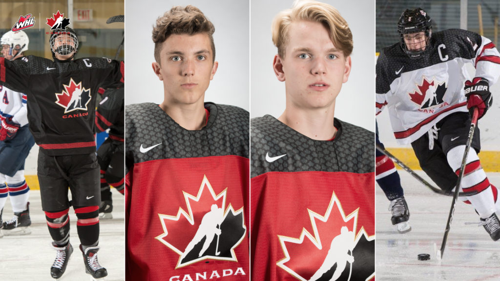 Hockey Canada Names 14 Whl Players To Selection Camp For Hlinka