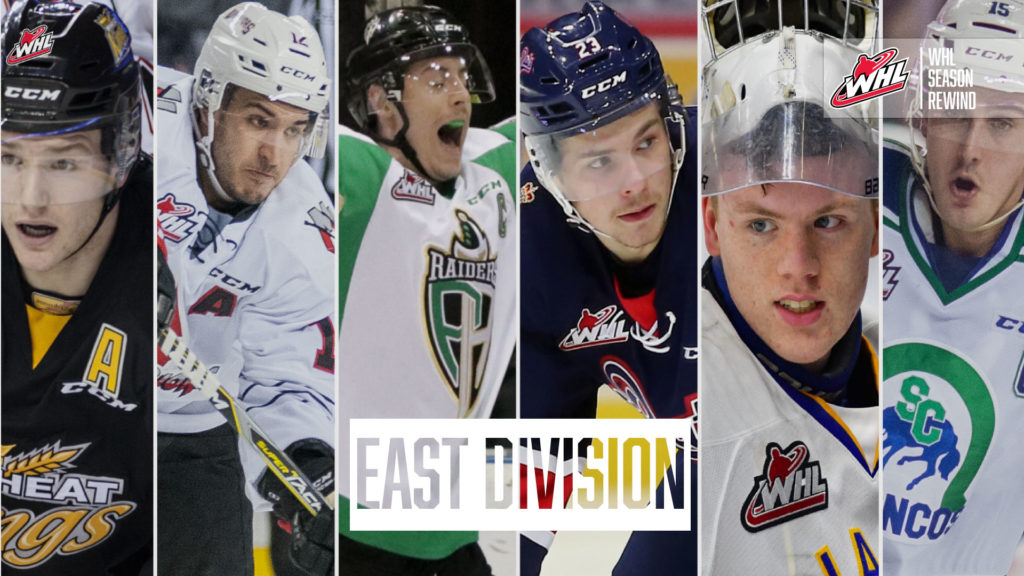 Whl Season Rewind East Division Whl Network