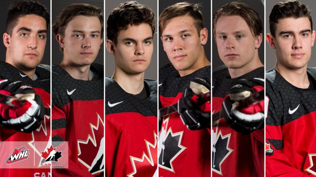 20 Chl Players Ready To Represent Canada At 2019 Iihf World Juniors
