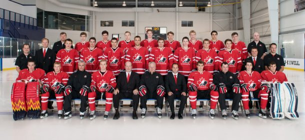 22 Chl Players Named To Canada S 2013 U18 Ivan Hlinka Roster Chl