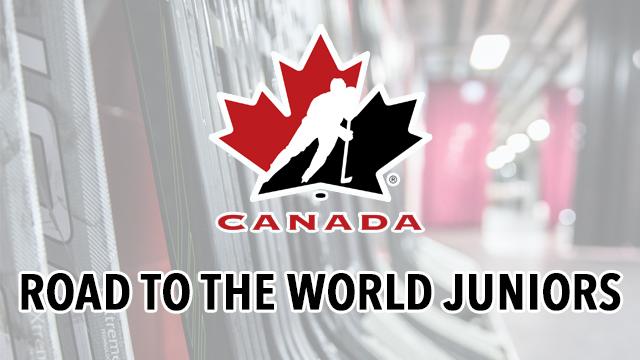 2017 Iihf World Junior Championship Pre Tournament Schedule Chl