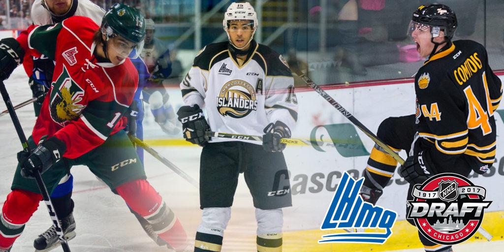 best website 53b7b 5f420 Hischier leads list of QMJHL talent into NHL Draft – Halifax ...