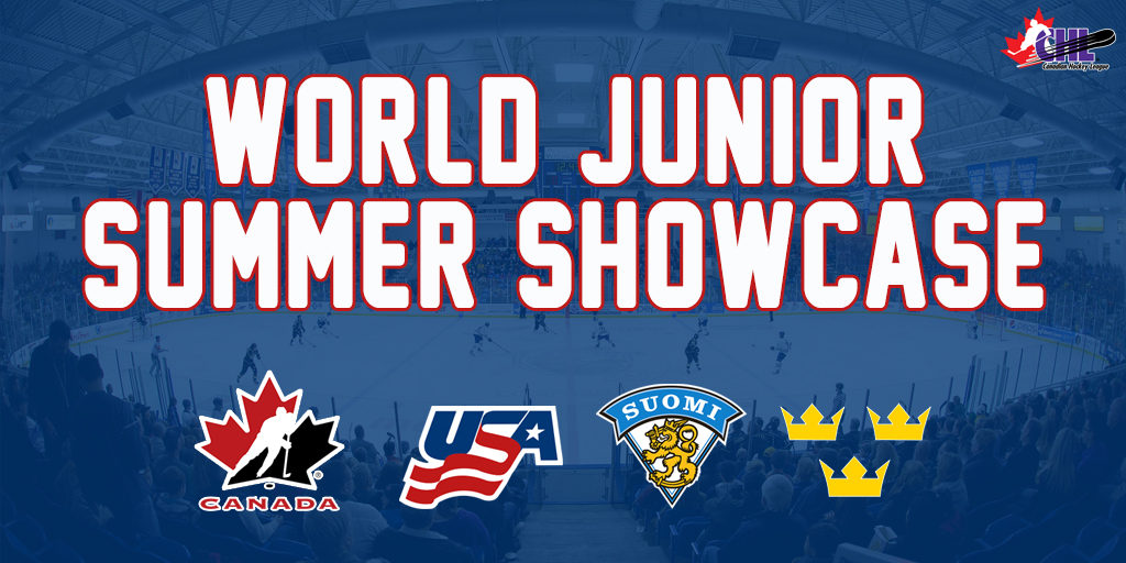 Whl Well Represented At 2017 World Junior Summer Showcase Whl Network