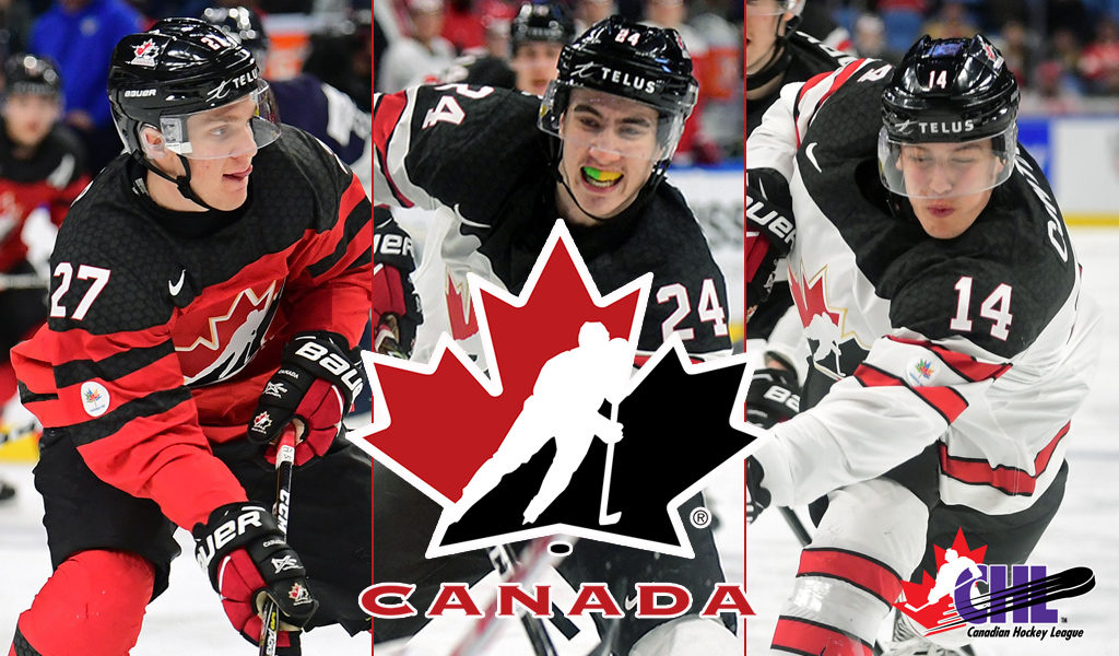 37 Chl Players Invited To Hockey Canada S World Junior Showcase Chl