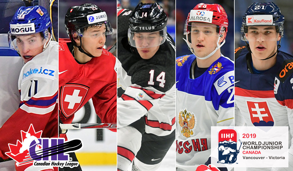 Chl Talent Competing On International Stage At 2019 Iihf World