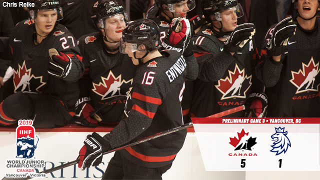 Wjc 2019 Day 4 Recap Chl