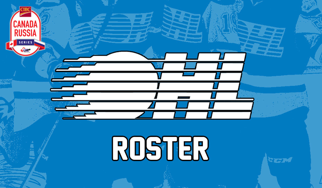 Team OHL Roster for 2017 CIBC Canada Russia Series – CHL