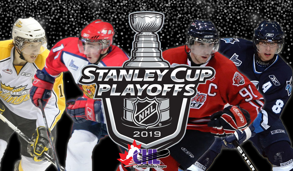 215 Chl Grads Hit The Ice In 2019 Stanley Cup Playoffs Chl