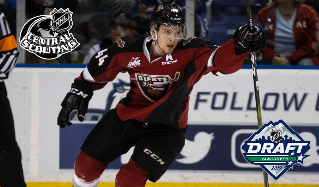 130 Chl Players In Final 2019 Nhl Central Scouting Draft Rankings