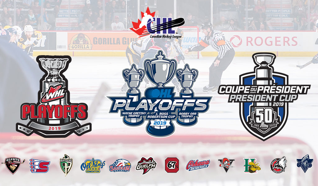 12 Teams Remain In Chl Playoffs Chl