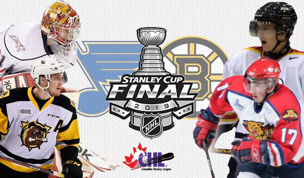 32 Chl Grads Competing In 2019 Stanley Cup Final Chl
