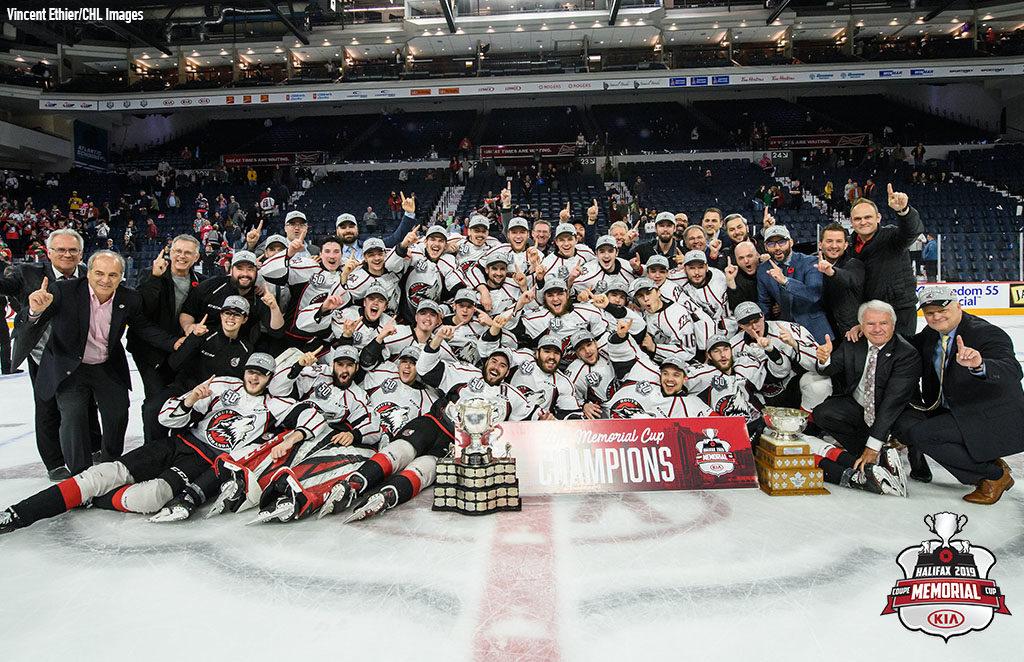 Rouyn Noranda Huskies Are 2019 Memorial Cup Presented By Kia