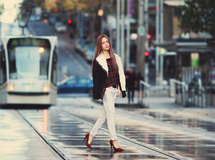 Winter In The City Chloe Ting Melbourne Australia