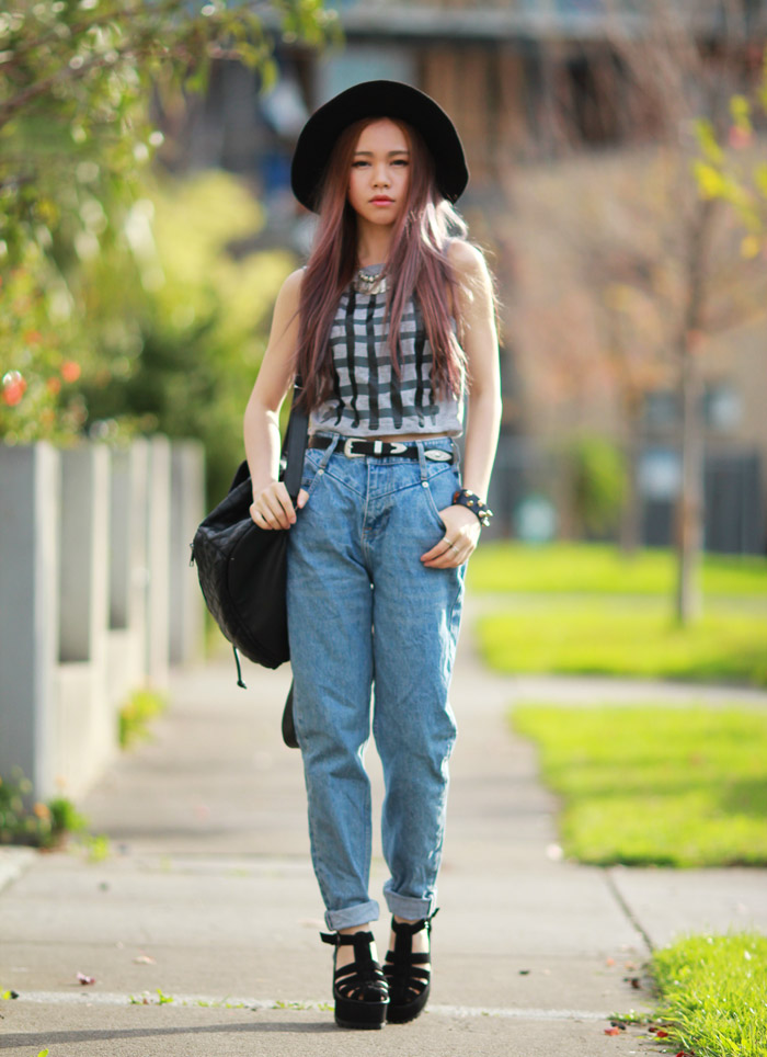 Mom Jeans - Chloe Ting - Melbourne Australia Fashion & Lifestyle ...