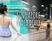 Singapore video diary cover image