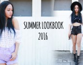 Summer lookbook 2016 cover image