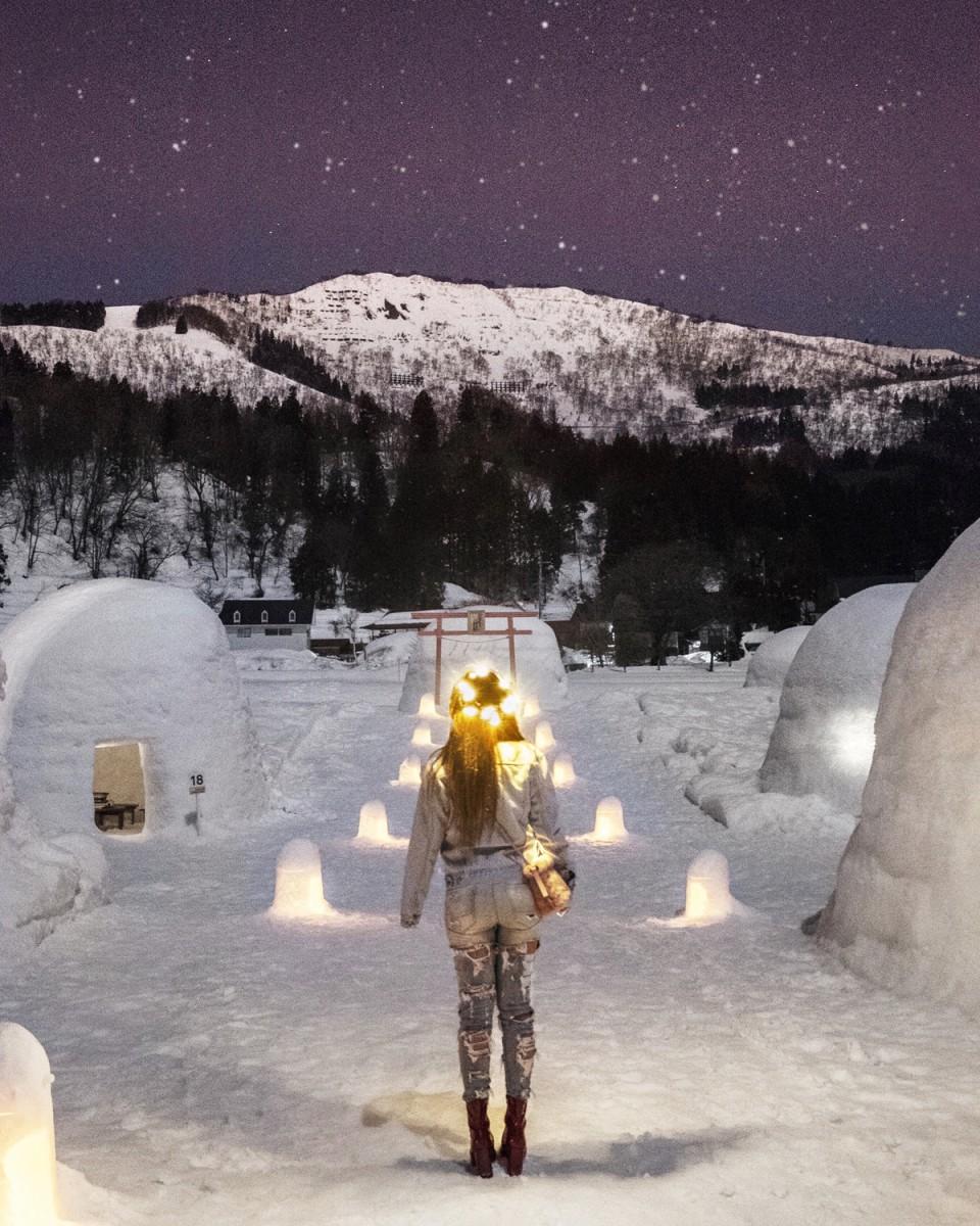 Kamakura Snow Huts