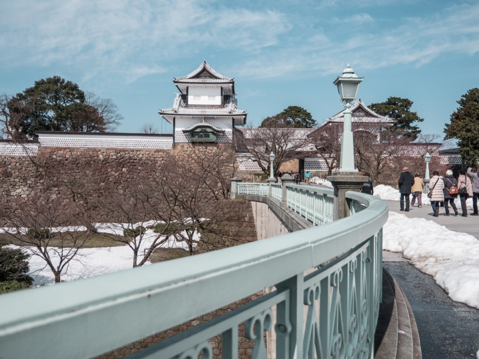 Kanazawa Castle 2