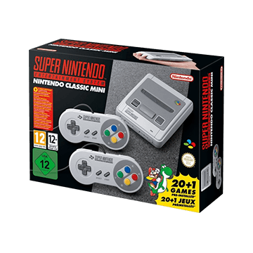 Win Super Nintendo Classic Mini