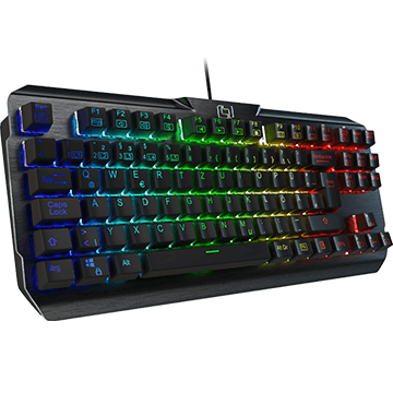 Win Lioncast LK200 RGB Gaming Keyboard