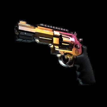 R8 Revolver | Fade (Field-Tested)