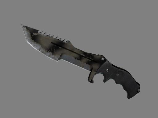★ Huntsman Knife   Scorched (Battle Scarred)