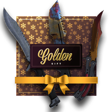 Win Golden Gift Bundle