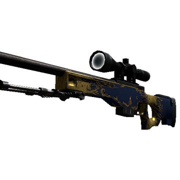 Win AWP | Man-O-War (Minimal Wear)