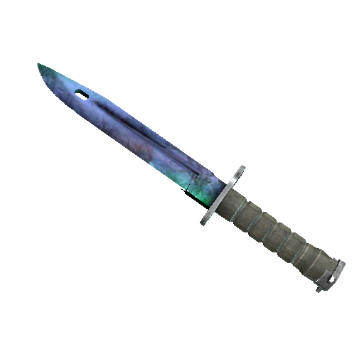 ★ Bayonet | Gamma Doppler (Factory New)