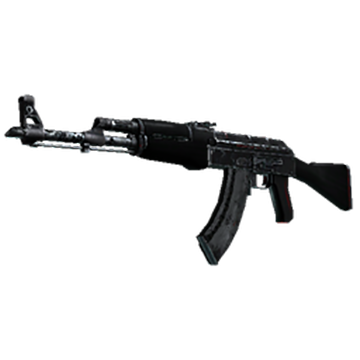 Win AK-47 | Redline (Battle-Scarred)