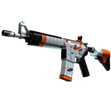 Win M4A4 | Asiimov (Field Tested)