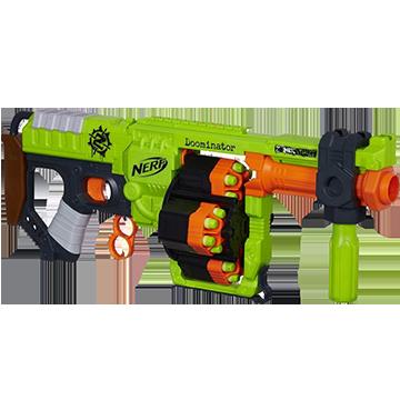 Win Zombie- Strike Nerf Gun