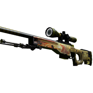 Win AWP | Dragon Lore (Field-Tested)