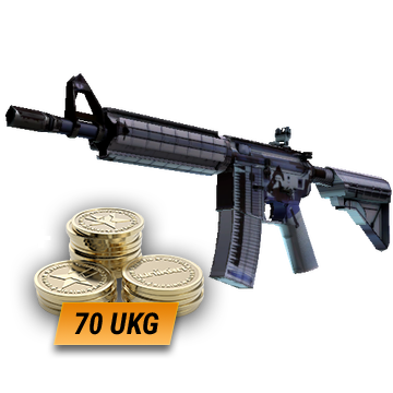 StatTrak™ M4A4 | X-Ray (Factory New) + 70 UKG